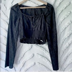 NEW HOLLISTER Lace Top